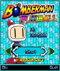 Bomberman Pinball (mobile)
